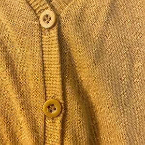 bohme Sweaters - Mustard Böhme cardigan